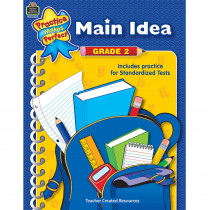 TCR8642 - Main Idea Gr 2 Practice Makes Perfect in Language Arts