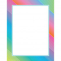 TCR8754 - Colorful Vibes Computer Paper in Design Paper/computer Paper