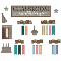 TCR8817 - Classroom Birthday Mini Bb St Home Sweet Classroom in Classroom Theme