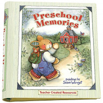 TCR8831 - Preschool Memories Album in Gifts