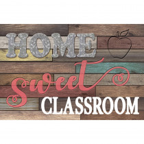TCR8834 - Home Sweet Classroom Postcards in Postcards & Pads