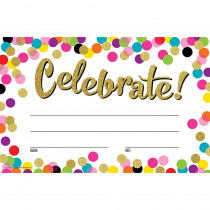 TCR8892 - Confetti Celebrate Awards in Awards