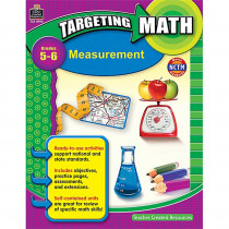 TCR8997 - Gr 5-6 Targeting Math Numeration & Fractions in Fractions & Decimals