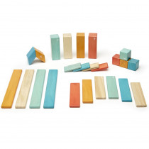 TEG24PSNS508T - 24 Piece Sunset Set in Blocks & Construction Play