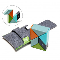 TEGP11048SJG - 6 Piece Nelson Pocket Pouch Prism in Blocks & Construction Play
