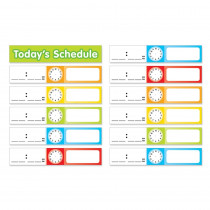 TF-5405 - Schedule Cards Pocket Chart Add Ons in Pocket Charts