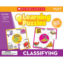 TF-7156 - Classifying Learning Puzzles in Puzzles
