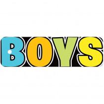 TOP10156 - Boy Plastic Hall Pass Neon Black in Hall Passes