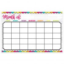 "Magnetic Write & Wipe DIY Magnetic Calendar, 12 x 18"" - TOP10613 | Top Notch Teacher Products | Calendars"""