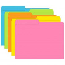 TOP336 - Brite Assorted Mini File Folders in Folders