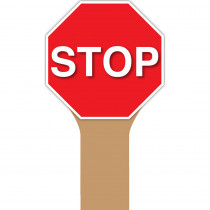 TOP5365 - Handy Signs Stop in Classroom Management