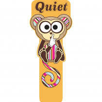 TOP5366 - Handy Signs Quiet in Classroom Management