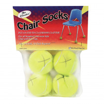 TPG230 - Chair Socks 4 Ct. Polybag in Chairs
