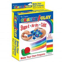 TPG662 - Crayon Clay 125 Grams in Clay & Clay Tools