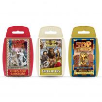 3-Game Bundle, Ancient Civilizations - TPU003910 | Top Trumps | Card Games