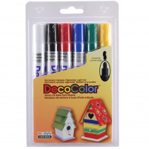 DecoColor Paint Marker Board Set A - UCH3006A | Uchida Of America, Corp | Markers