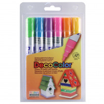 DecoColor Paint Marker Board Set C - UCH3006C | Uchida Of America, Corp | Markers