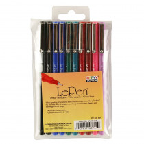 UCH430010A - Lepen Basic 10 Colors in Pens