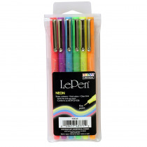 UCH43006F - Lepen Neon 6 Colors in Pens