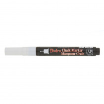 Bistro Single White Marker, Extra Fine Tip - UCH485C0 | Uchida Of America, Corp | Markers