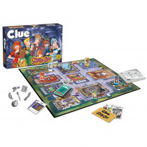 CLUE: Scooby-Doo - USACL010001 | Usaopoly Inc | Classics