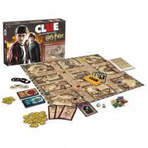 CLUE: Harry Potter - USACL010430 | Usaopoly Inc | Games