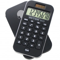 VCT900 - Pocket Calculator W/ Antimicrobial Protection in Calculators