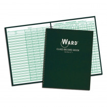 WAR67L - Class Record Book 6-7 Week Grading Periods in Plan & Record Books