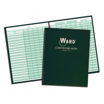 WAR910L - Class Record Book 9-10 Week Grading Periods in Plan & Record Books