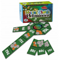 WCA4522 - Making Change Octominoes Game in Dominoes