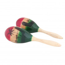 WEPMA7902 - Wood Maracas in Instruments