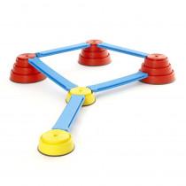 Build N' Balance Starter Set - WING2229 | Winther | Balance Beams
