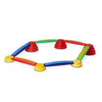 Build N' Balance Tactile Set - WING2237   Winther   Balance Beams
