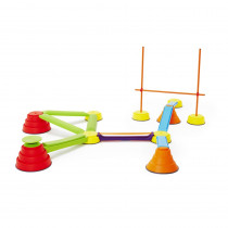 Build N' Balance Advanced Set - WING2239 | Winther | Balance Beams