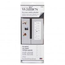 "Dry Erase Weekly Wall Calendar, 9 x 25"" - WLE16207 | The Mccall Pattern Company Inc | Calendars"""