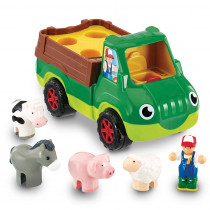 WOW10710 - Freddie Farm Truck in Toys