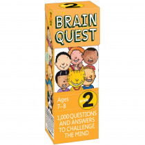 WP-16652 - Brain Quest Gr 2 in Games & Activities