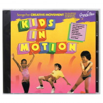 YM-008CD - Kids In Motion Cd Greg & Steve in Cds