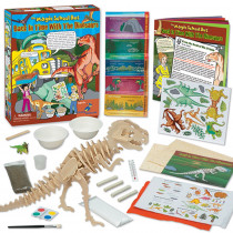 YS-WH9251137 - Back In Time With The Dinosaurs The Magic School Bus in Activity Books & Kits