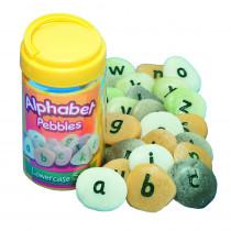 YUS1000 - Lowercase Alphabet Pebbles in Letter Recognition