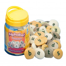 YUS1002 - Alphabet Pebbles Wordbuilding St in Manipulatives
