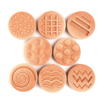 YUS1022 - Sensory Stones Set Of 8 in Sensory Development