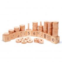 1-10 Natural Number Stacker - YUS1133 | Yellow Door Us Llc | Math