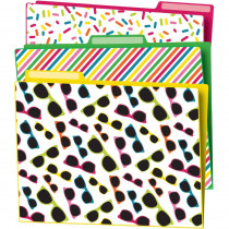 School Pop File Folders - CD-136013