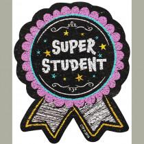 CTP1067 - Super Student Badge Chalk It Up in Badges