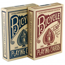 Bicycle 130th Anniversary Playing Cards