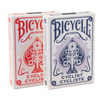 Bicycle Cyclist Playing Cards