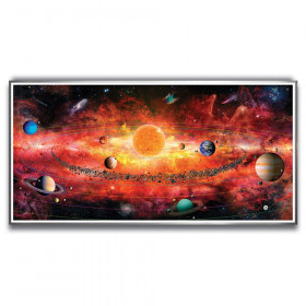 The Solar System, 500-Piece