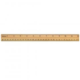 School Wood Ruler