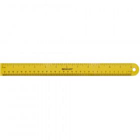 Westcott 12In Magnetic Ruler